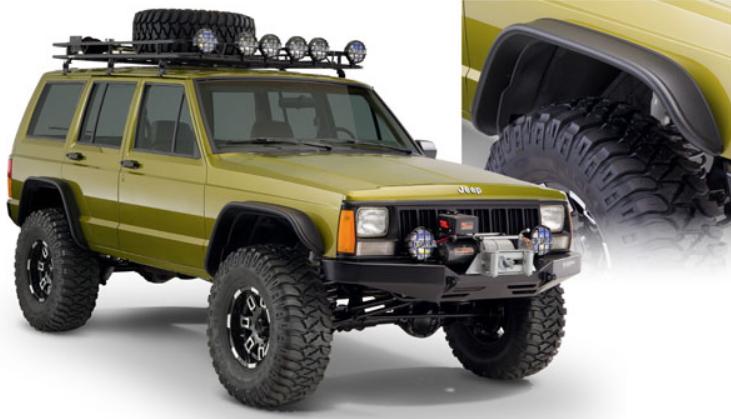 Jeep Off-Road Parts