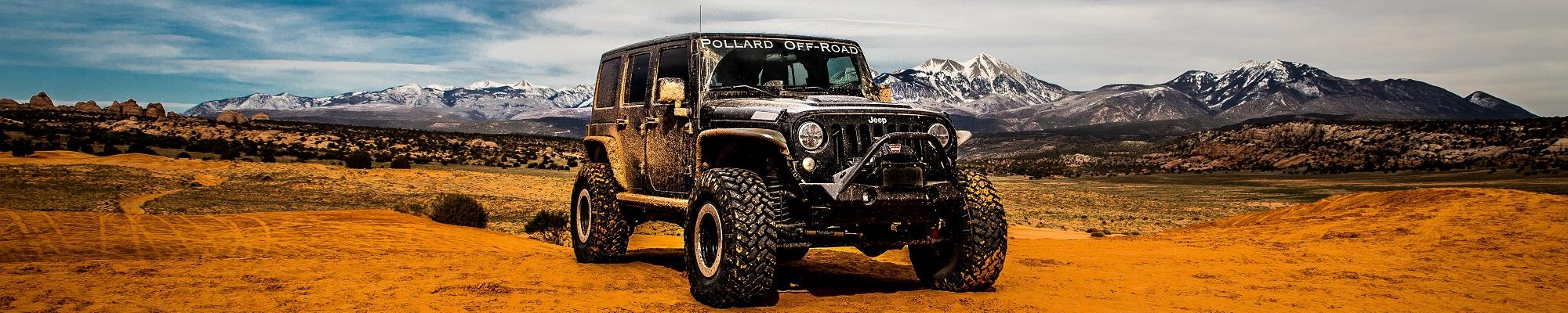 off-road jeep parts