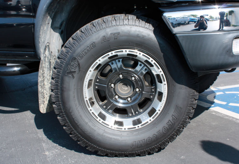 Pro Comp Xtreme All Terrain (AT) Tires Review