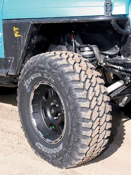 Pro Comp Xtreme All Terrain Tires