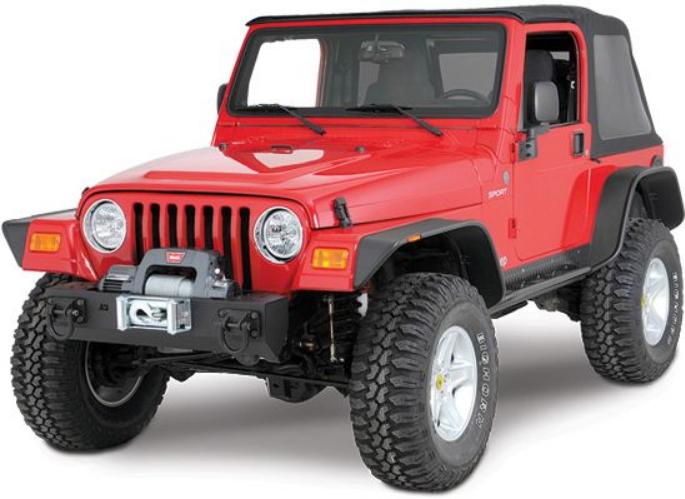 Rugged Ridge XHD Front Bumper