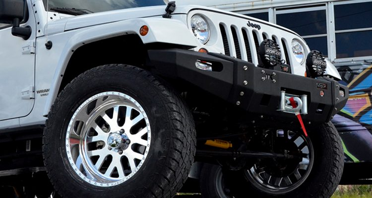 How to Clean & Polish Jeep Wheels