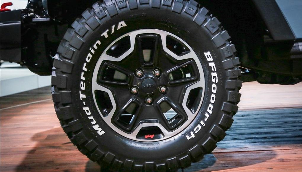 Jeep Mud Tire