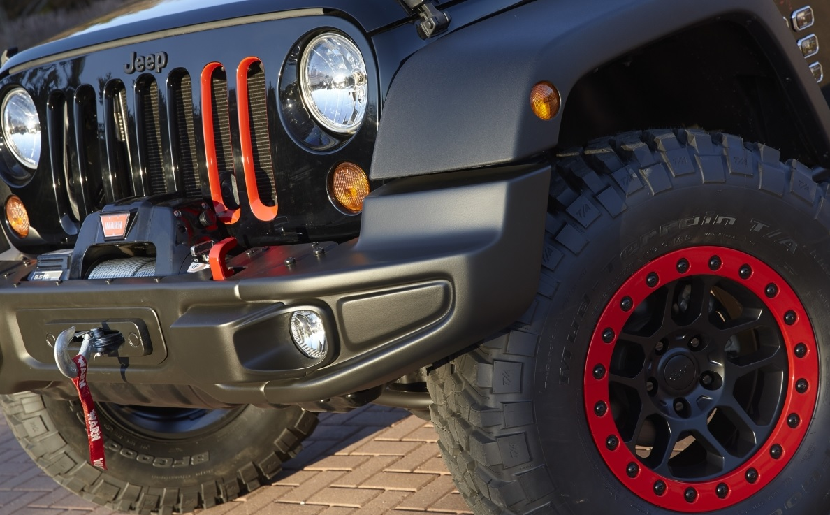 Off Road Jeep Tires