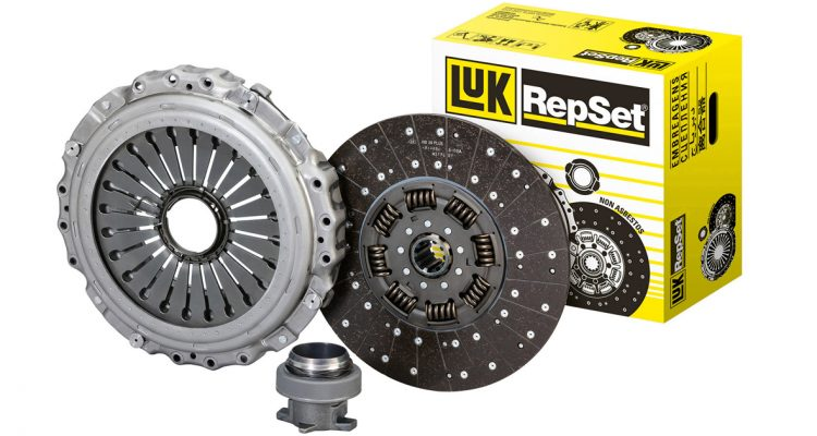 Transmission Parts from LuK