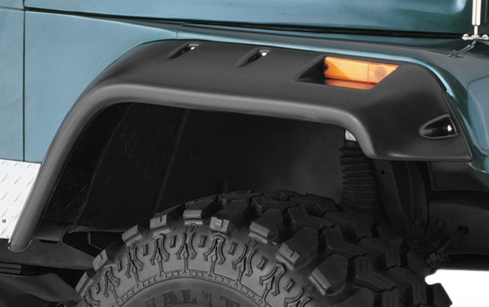 aftermarket fender flares for Jeep CJ-5