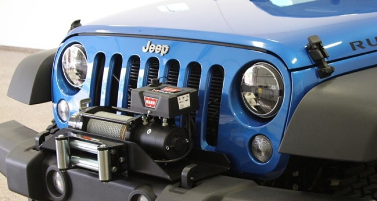 Best Winch for Jeep TJ