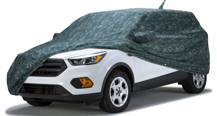 How to Choose the Most Suitable Car Cover?