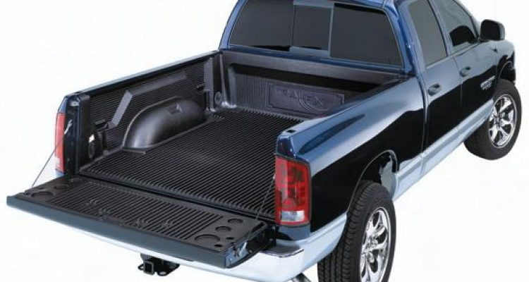 How to Install a Tonneau Cover on a Truck With a Bed Liner